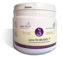 sano-fit Muskel - Gold