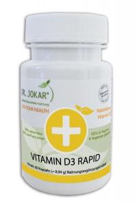 Vitamin D RAPID - Bronze