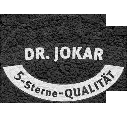 Dr. Jokar 5-Sterne-Qualität